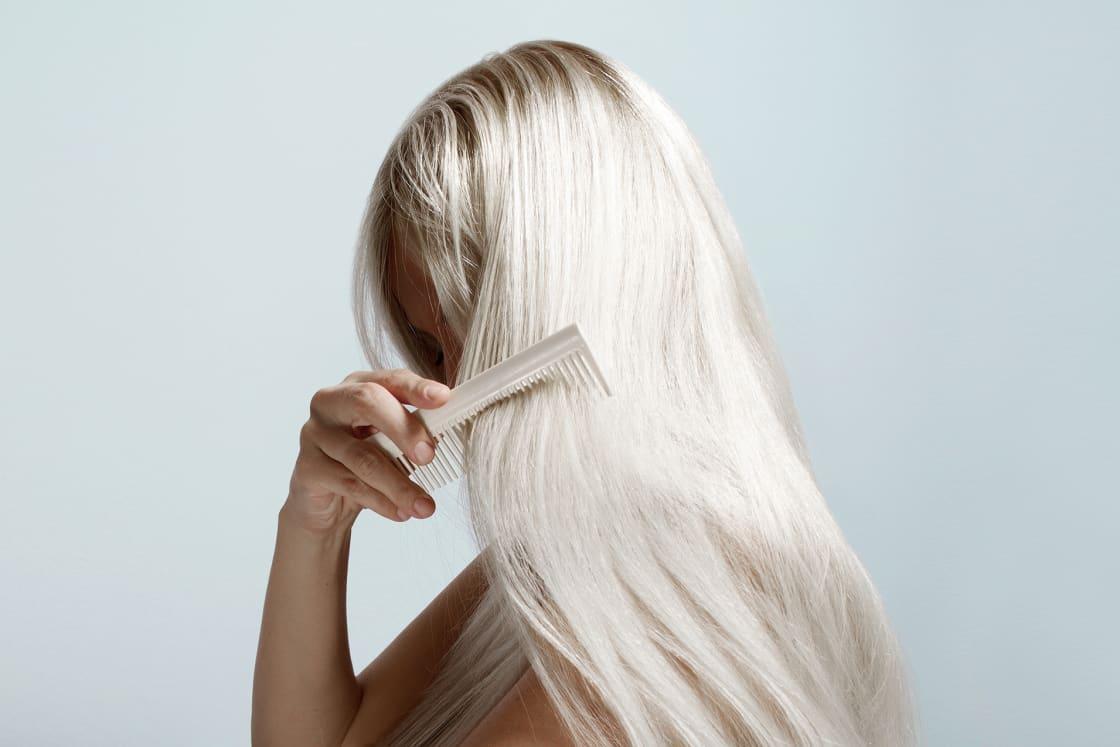 OXYGN六种材料的椰奶洗发水,让你的头发柔顺有光泽!