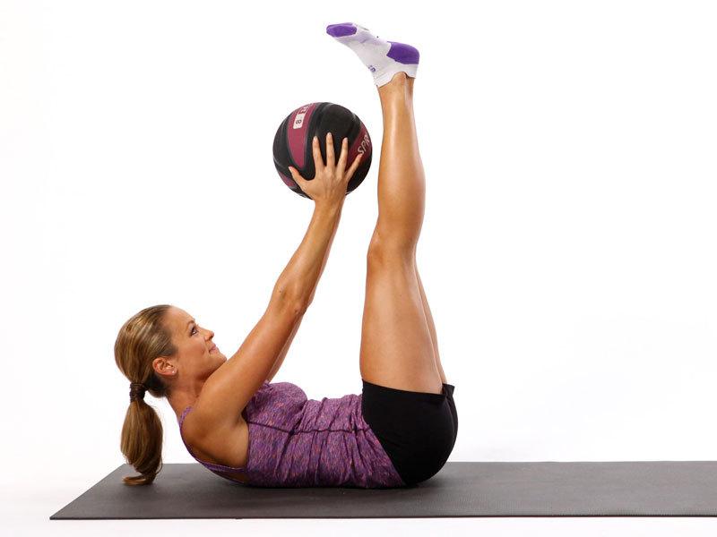 OXYGN想要你的核心肌肉充满力量?试试这五种锻炼方法