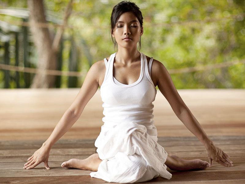 OXYGN瑜伽是一种运动吗?那取决于你选择的姿势