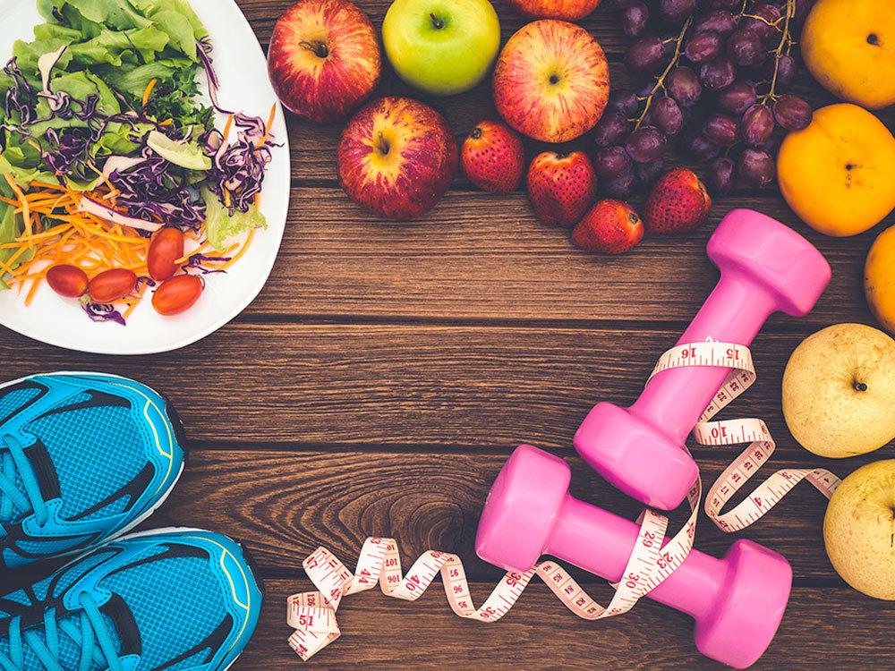 OXYGN5个帮助你减肥的健康习惯