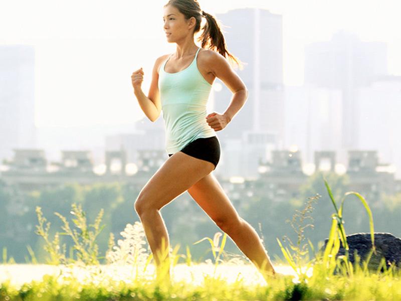 OXYGN跑着步减肥去
