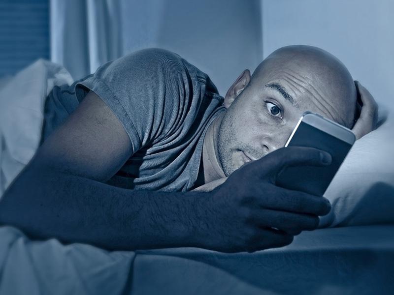 OXYGN缺乏睡眠是如何使你增重的