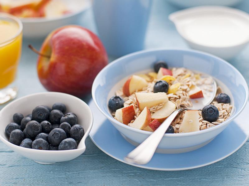 OXYGN3个简单的步骤来改善饮食