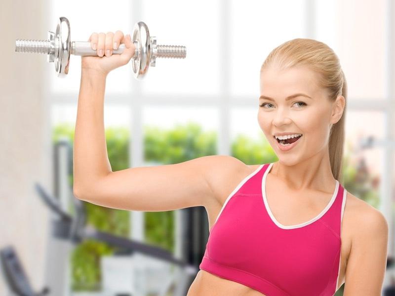 OXYGN女性通过力量训练减肥 ——利用力量训练快速减肥