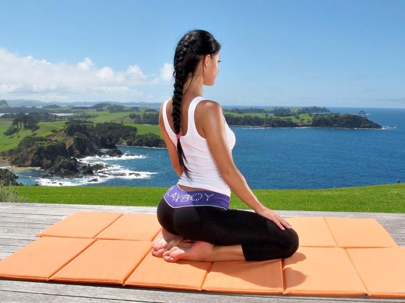 OXYGN瑜伽是怎样帮你减肥的