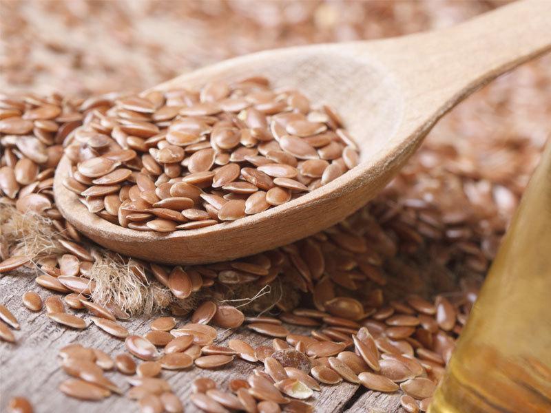 OXYGN早餐的亚麻籽粉有助于减肥