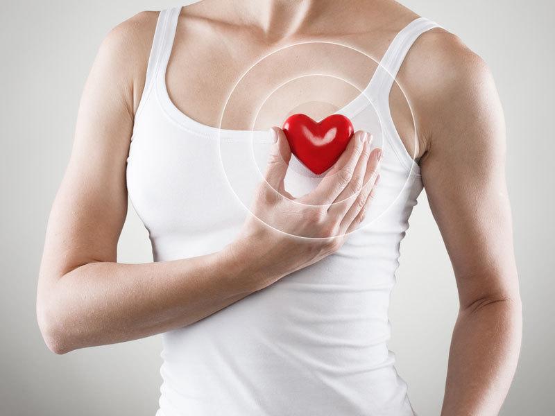 OXYGN5个信号表明你的心脏可能出现了问题