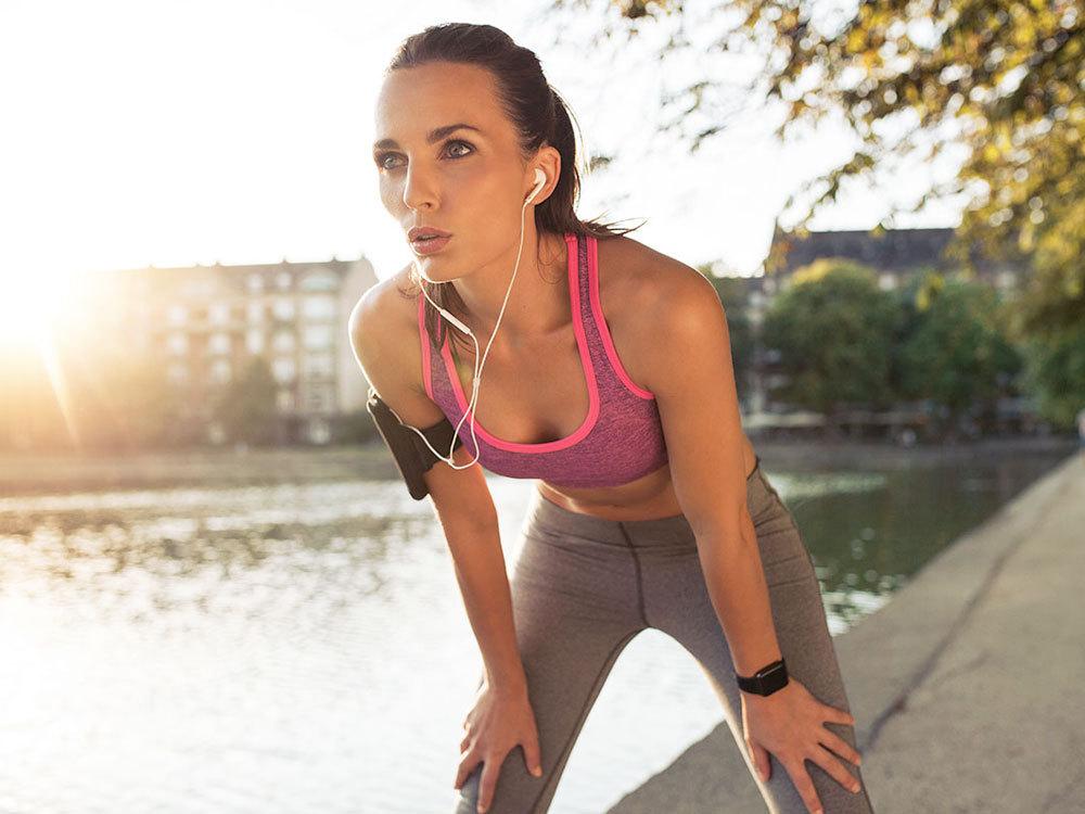 OXYGN9种促进减脂的跑步技巧