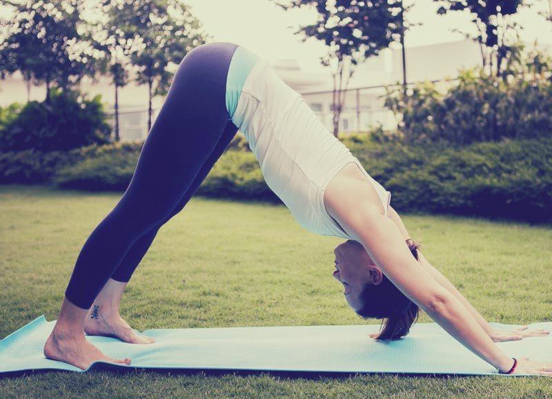 OXYGN月式瑜伽: 帮你释放被压抑的能量