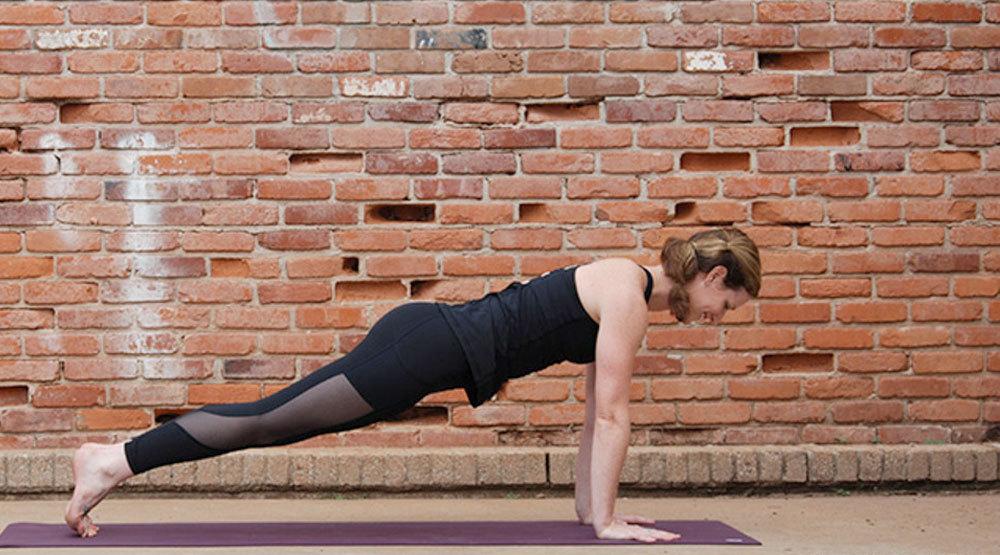 OXYGN5种可以减肥的瑜伽姿势