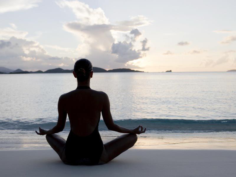 OXYGN安抚情绪的瑜伽姿势