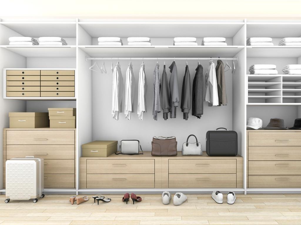 OXYGN「衣着流程法则」教你把衣柜从仓库变宝库