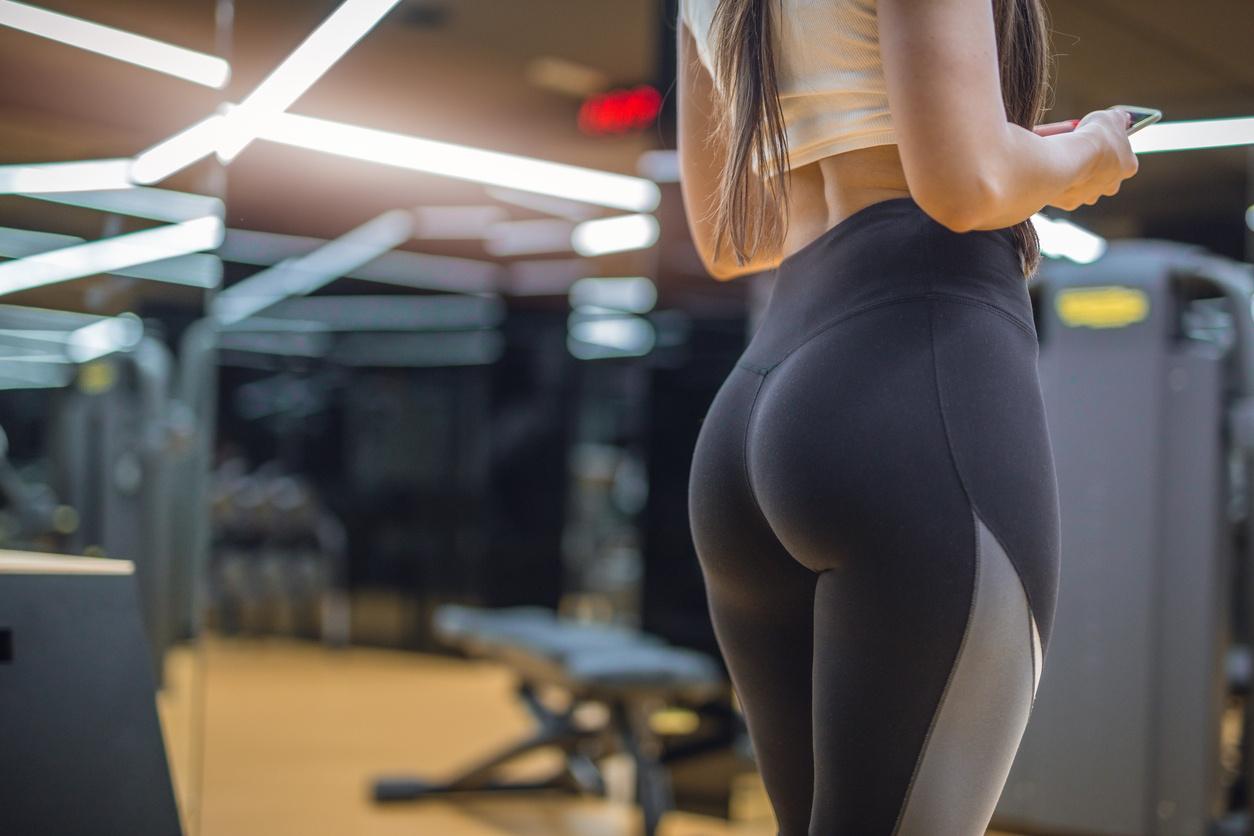 OXYGN想要练出漂亮的臀大肌你可以这样做